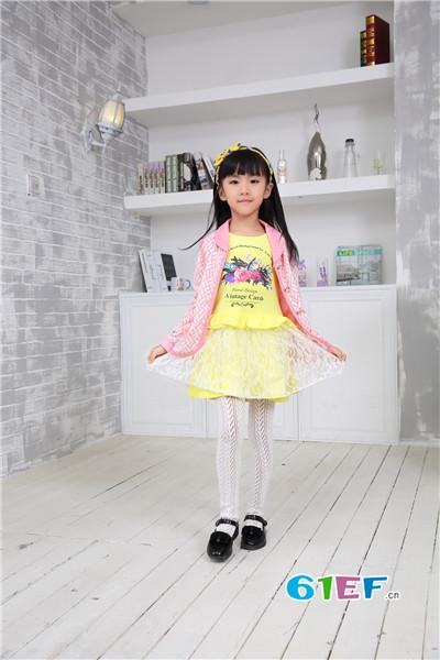 花鱼童话时尚品牌童装加盟