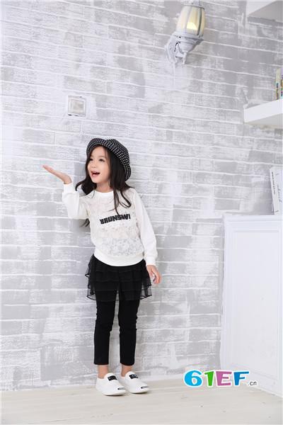 花鱼童话童装带来大财富,抢占时尚童装市场