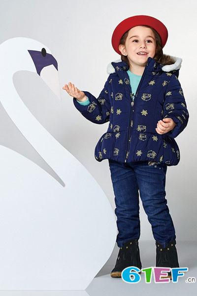 小神童童装品牌    款式新颖