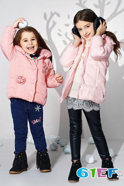 小神童童装品牌         时尚休闲