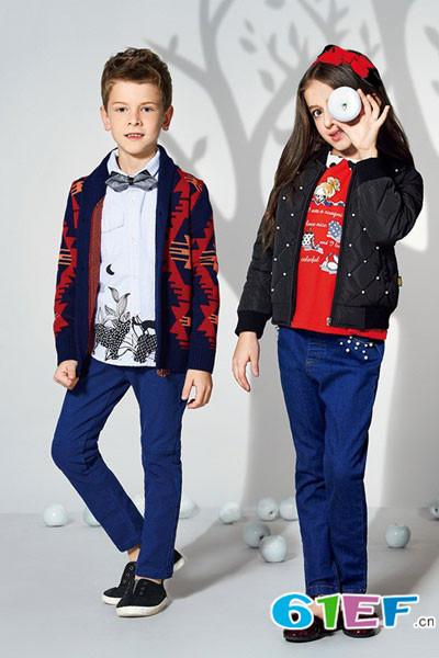 小神童服饰,安迪鹿儿品牌童装折扣批发