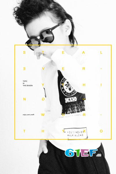 小猪芭那童装品牌2016年秋冬新品系列