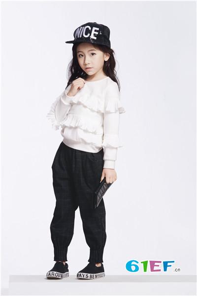 布衣班纳童装品牌 为儿童提供最时尚