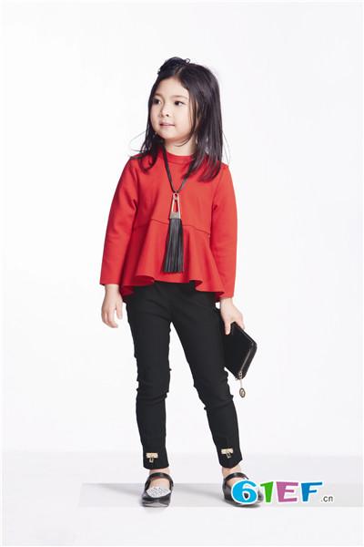布衣班纳童装品牌 引领潮流