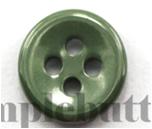 汤斯敦陶瓷纽扣面料辅料2016新品爆款军绿色纽扣