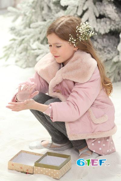 1001夜童装品牌2016年秋冬新品