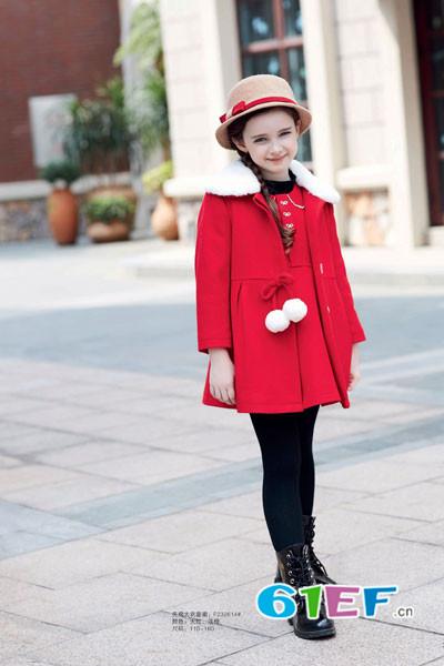 卡莎梦露童装品牌2016年秋冬新品
