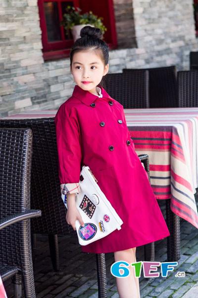 0-13岁加盟 OKstar欧卡星童装品牌