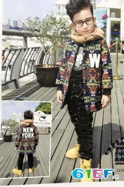 索黛纳童装品牌2016年秋冬新品
