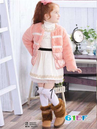 黑白熊童装品牌2016年秋冬新品