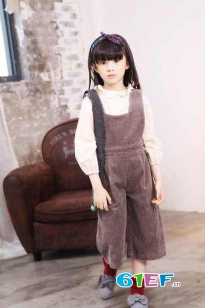 加菲A梦童装品牌2016年秋冬新品