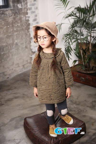 加菲A梦童装品牌 首批100%调换货支持