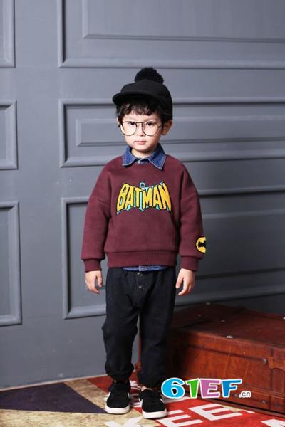 冬季新款童装 招商旺季  赚钱旺季 首选加菲A梦童装品牌
