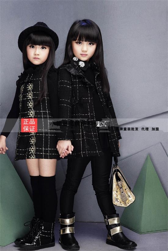 小神童童装品牌2015年秋冬新品