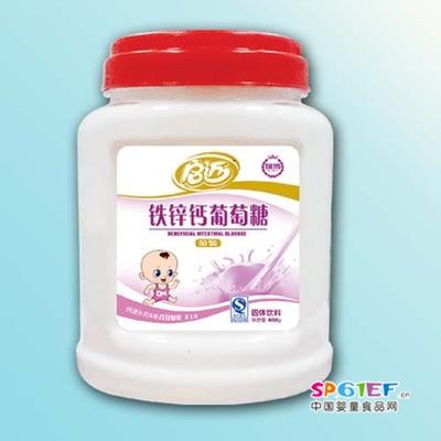 瑞博食品婴儿食品固体饮料奶粉伴侣钙铁锌葡萄糖厂家批发直供