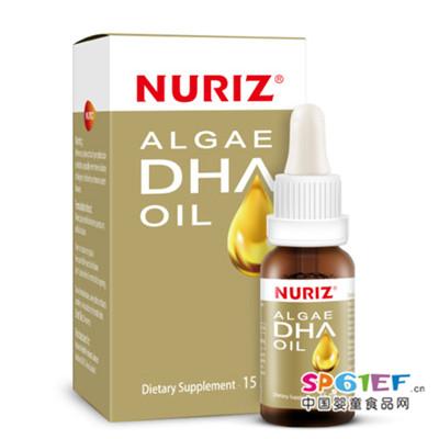 NURIZ纽利兹纯DHA藻油
