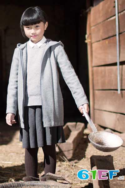 JAKET童装品牌2017冬季新品