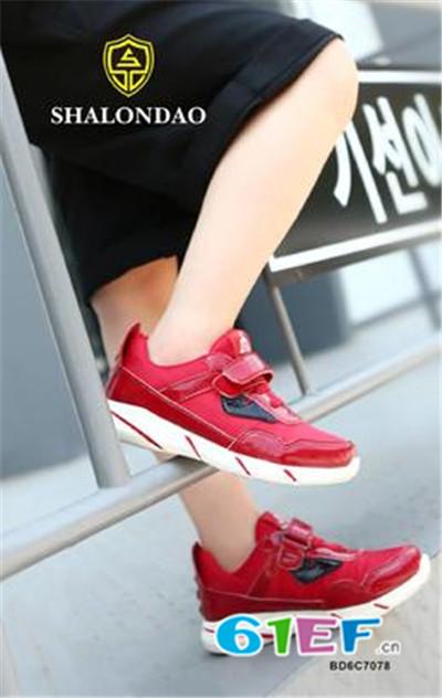 沙龙岛童鞋品牌2016年秋冬新品