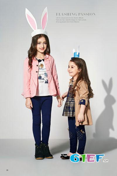卓维乐童装品牌 专注于儿童健康成长