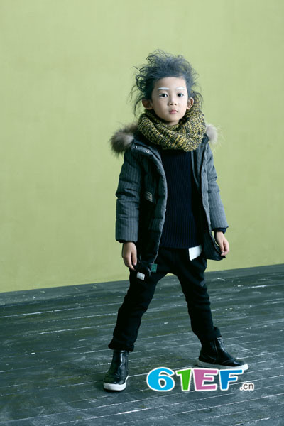 可可鸭童装品牌2016年秋冬新品