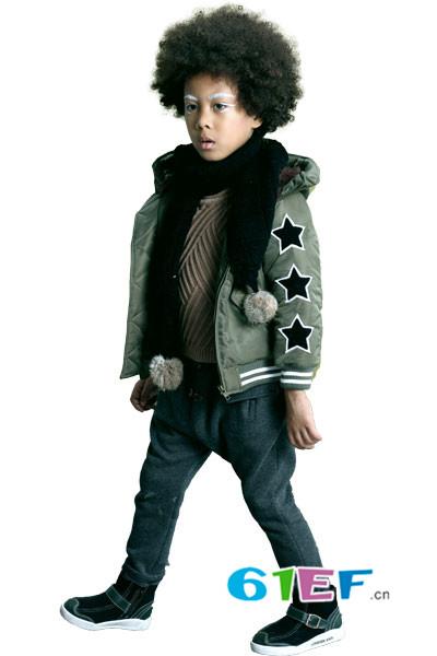 可可鸭童装品牌 懂得:时尚不是束缚
