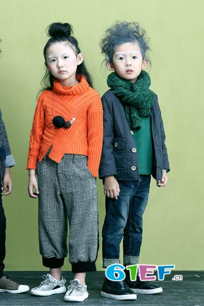 原创设计 可可鸭童装品牌专卖店招商中