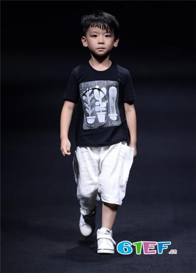 NNE&KIKI童装品牌2016年春夏新品