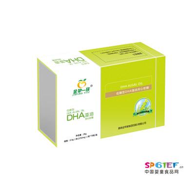 金苹一族 DHA 藻油