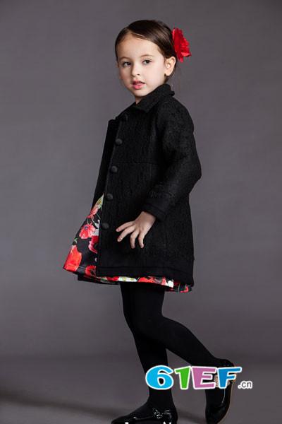 WISEMI威斯米童装品牌2016年秋冬新品