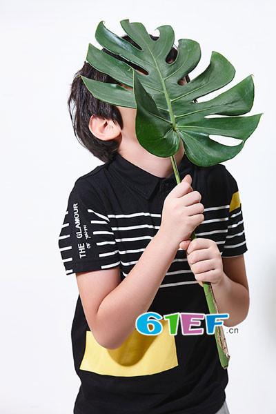 卓维乐童装品牌2017年春夏新品