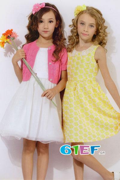 dishion的纯童装品牌2017年春夏新品