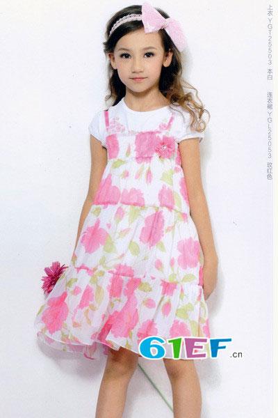 快时尚品牌童装|十大品牌童装批发加盟