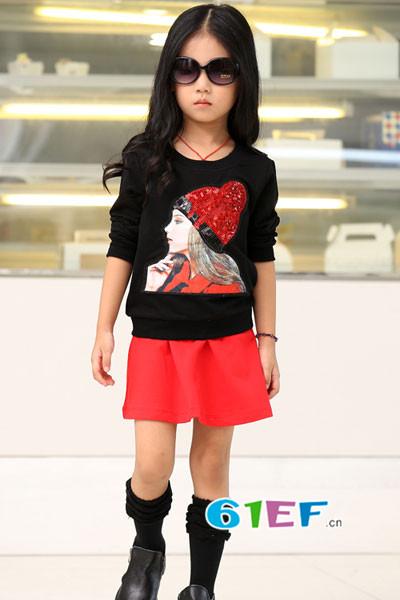 加盟小嗨皮童装品牌 国际化的设计水准