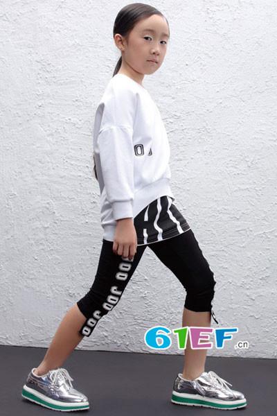 JOJO童装品牌2017年春夏新品