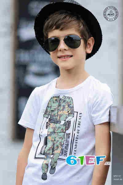 MQ大眼蛙童装品牌 设计紧跟时尚资讯,色彩清新、明快、雅致