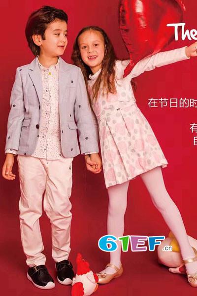 MarColor童装品牌2017年春装新品