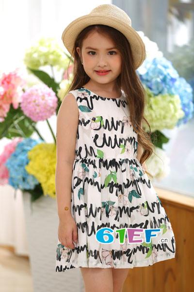 叽叽哇哇童装品牌2017年春夏新品