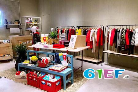 武汉一方购物中心店店铺展示