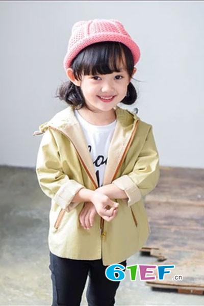广州童领服饰童装品牌2017年春夏新品