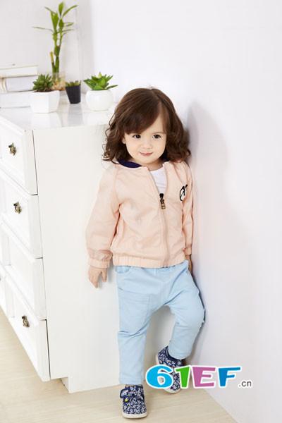 婴姿坊童装品牌2017年春夏新品
