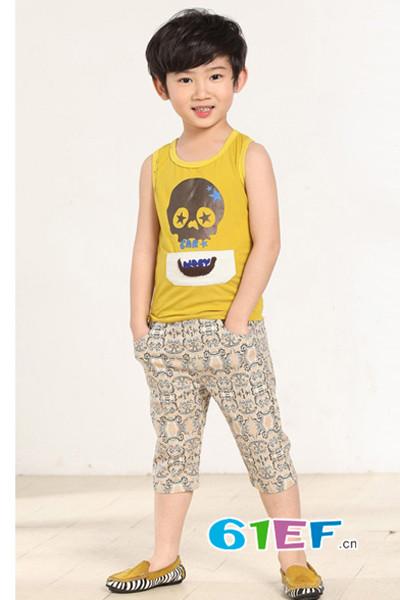 贝蕾地童装品牌2017年夏季新品