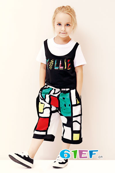 Folli Follie童装品牌2017年春夏新品