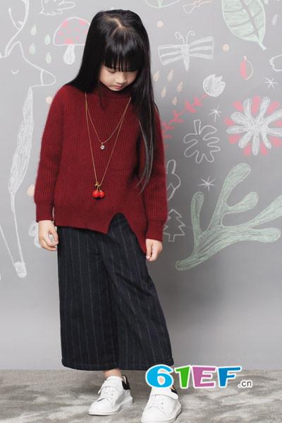 杰西凯童装品牌 崇尚简约欧风时尚生活方式