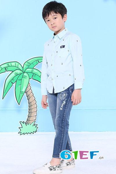 班吉鹿童装品牌2017年春夏新品加盟13763188946顾先生