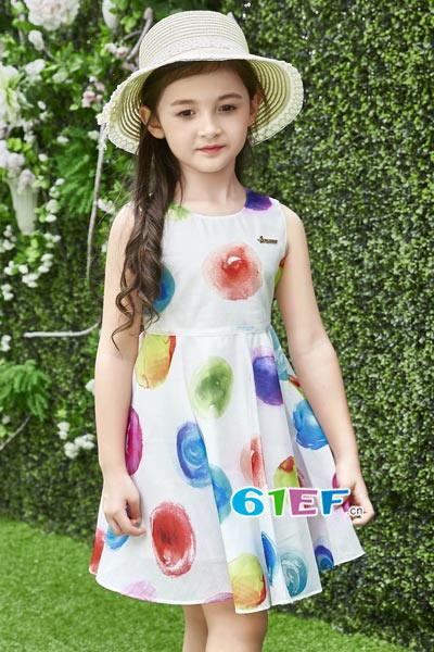 卡莎梦露童装品牌 保障加盟商的合理利润、商场专柜货架支持