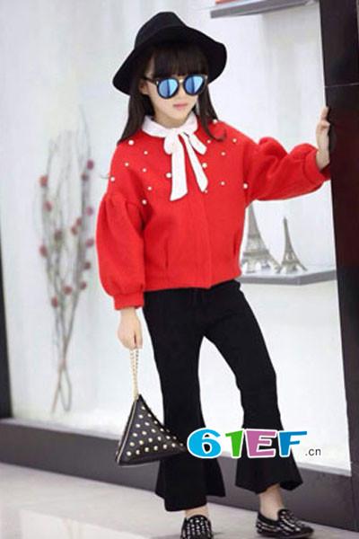 逗龙王子童装品牌2017年春季新品