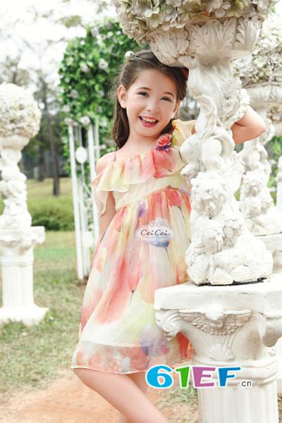 熙熙童装品牌火爆招商 领跑童装的公主裙