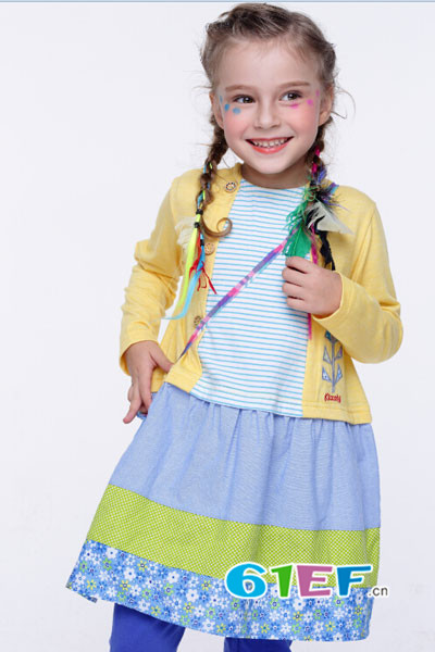 KICCOLY童装品牌2017年春夏新品
