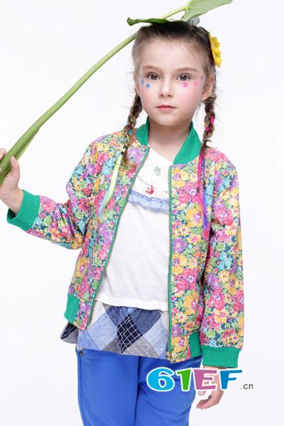 加盟KICCOLY童装品牌 个性的同时 有趣 可爱