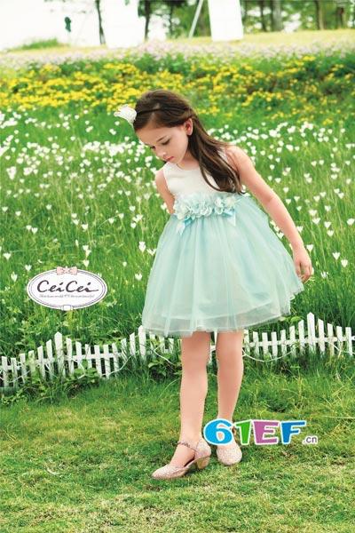 熙熙Ceicei童装品牌  稳定的质量 主动分享快乐